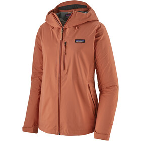Patagonia Rainshadow Jas Dames, mellow melon